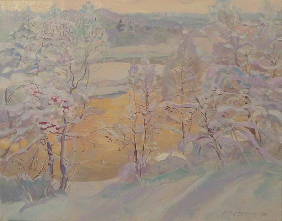 Корзняков - Золотой свет зимы