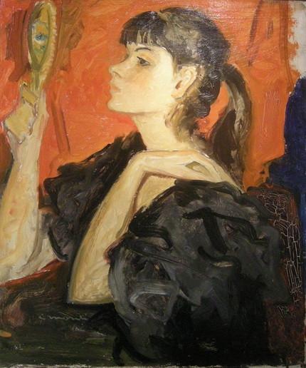 Cesare Monti - Rosso e nero