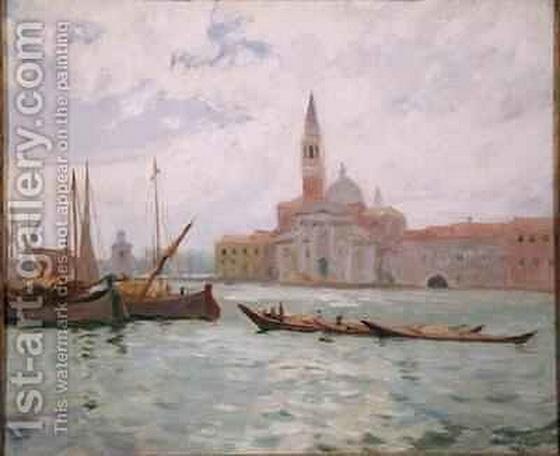 Maurice Galbraith Cullen - Venice