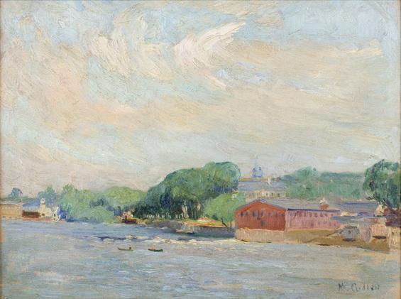 Maurice Galbraith Cullen - Terrebonne, 1915