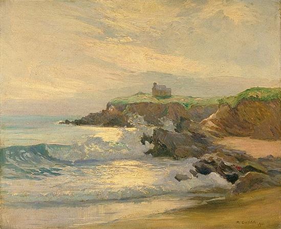 Maurice Galbraith Cullen - Rising Tide, Le Pouldu, Bretagne