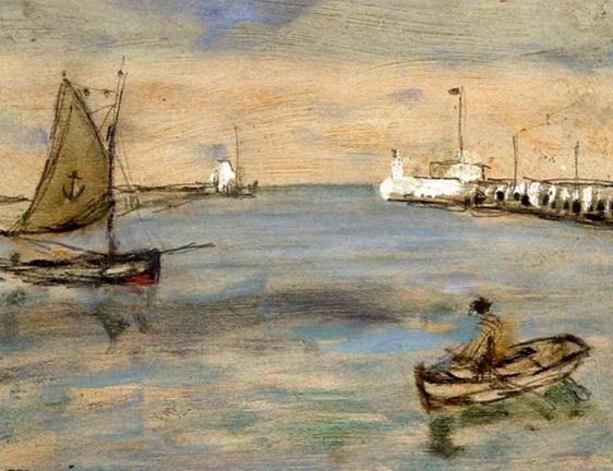 James W. Morrice - Boulogne