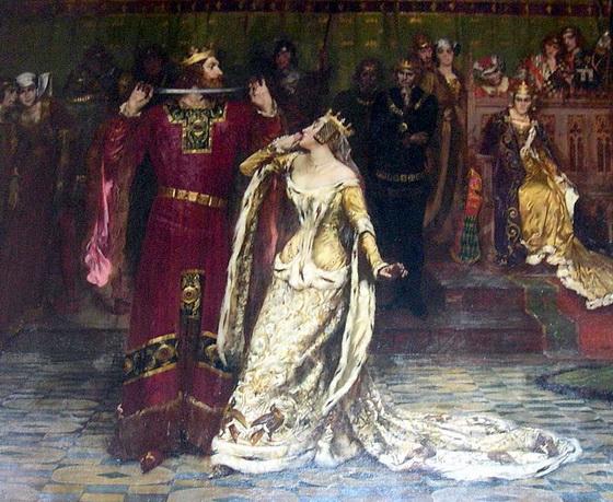 Albert Chevallier Tayler -  Ceremony Of The Garter