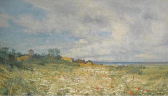 Charles William Wyllie - Summer , 1901