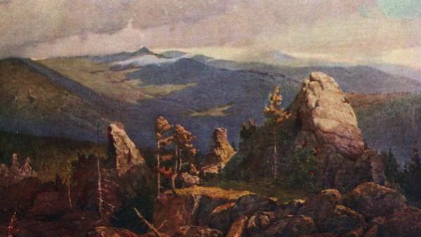 Бурак Александр Филиппович - Нетронутый Урал. 1953 г.