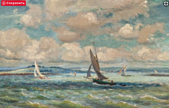 alice maud fanner - Sailing of the British Coast