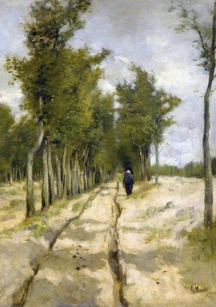 Anton Mauve -  De Torenlaan