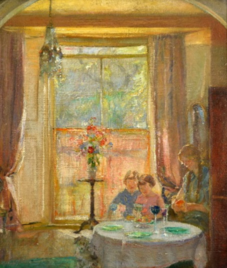 Ernest Borough Johnson - Esther and Girls