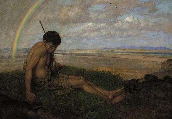 Hans Thoma - The Prodigal Son