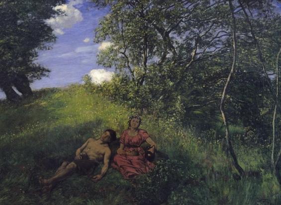 Hans Thoma - 3