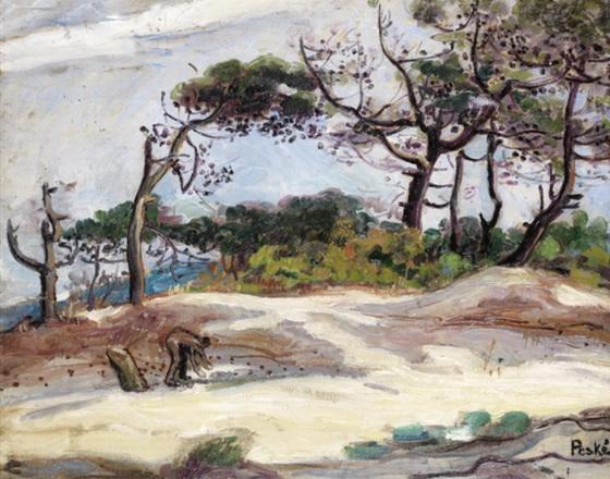 Jean Peske  - Provenсal pines