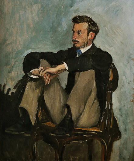Bazille - Renoir