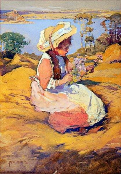 Elizabeth Adela Forbes - By Mounts Bay