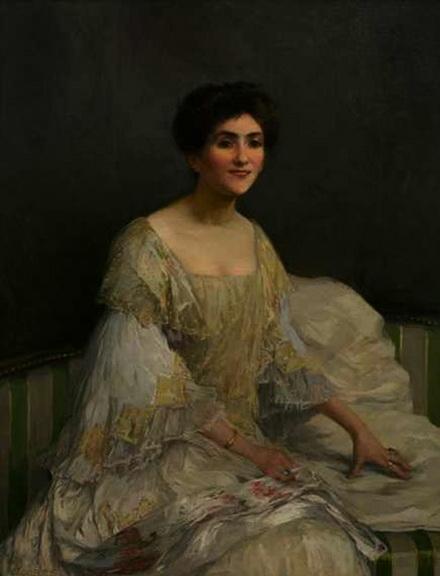 Elizabeth Adela Forbes - The Bride