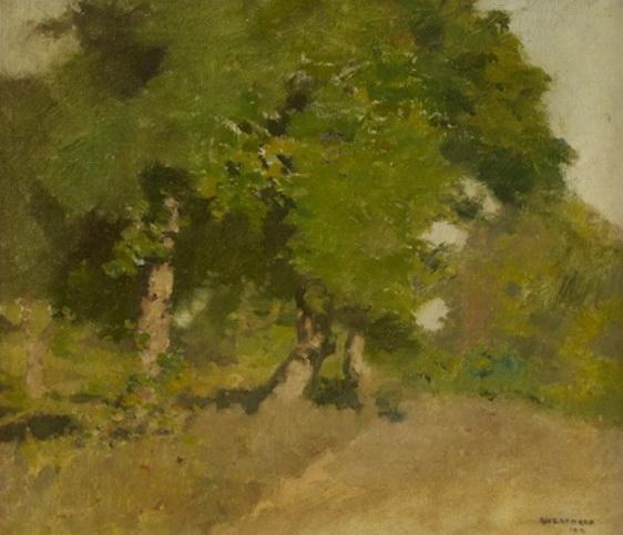 William Langson Lathrop - Midsummer