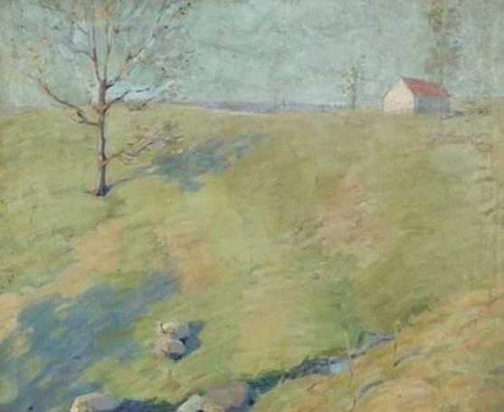 William Langson Lathrop - Little Wills Hollow