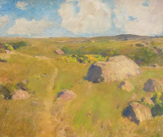 William Langson Lathrop - Martha's Vineyard Bluffs