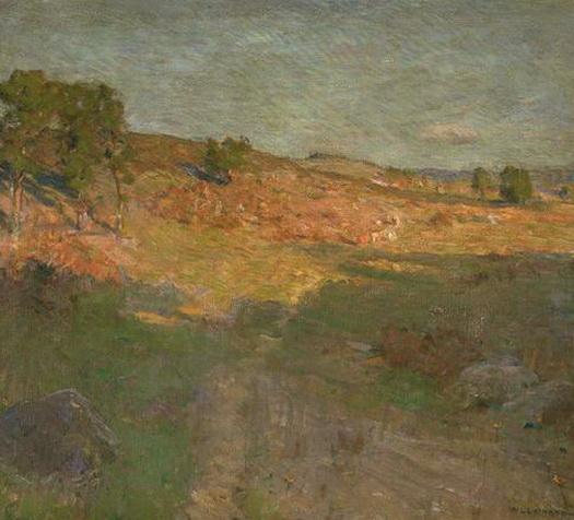 William Langson Lathrop - Landscape