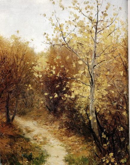 Светославский - пейзаж