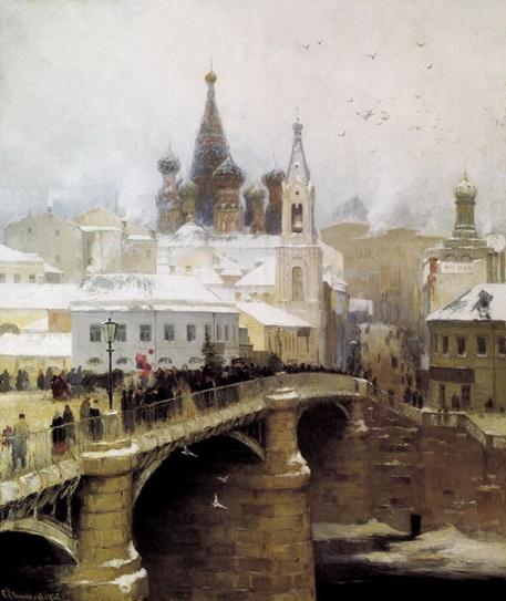 Светославский - Москворецкий мост