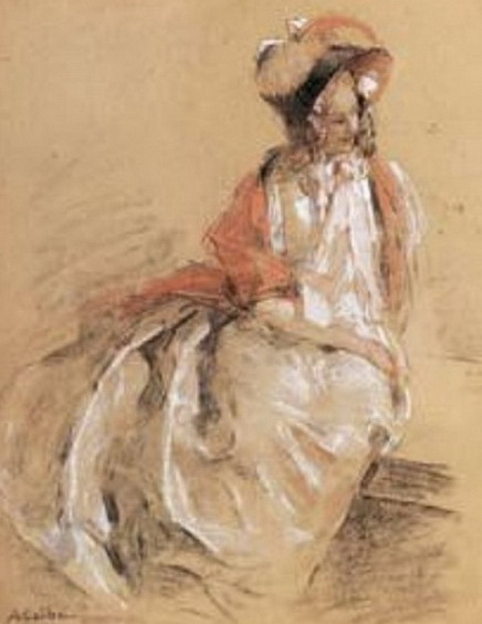 Antoine Calbet - Femmes