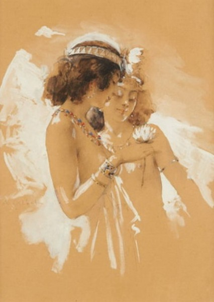 Antoine Calbet - Conversation printaniere