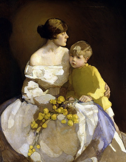 Norah Neilson Gray - Little Brother 1921