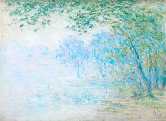 Emile Schuffenecker - Spring-like Morning
