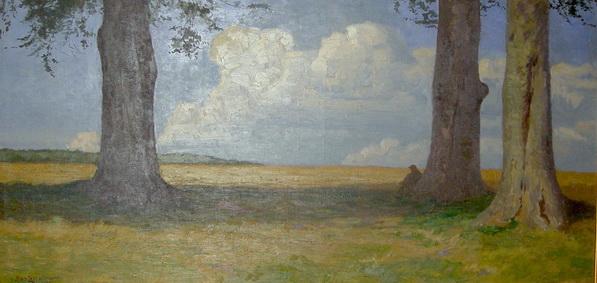 Carl Ludwig Noah Bantzer - Willingshausen