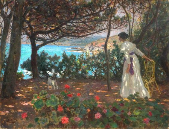 Francesco Gioli - In giardino