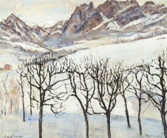 George Morren - Les Dolomites