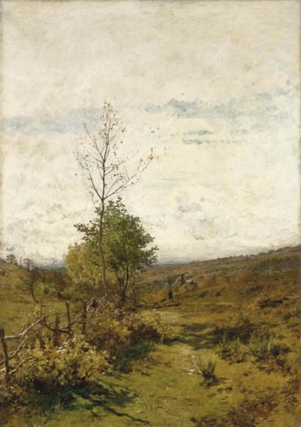 Eugenio Gignous - Paesaggio