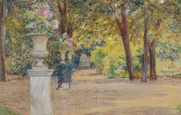 Adolfo Tommasi - Parco Villa Perti