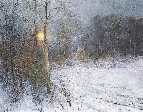 Georges Buysse - Clair de lune