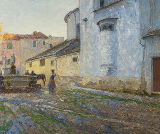 Georges Buysse - bordighera