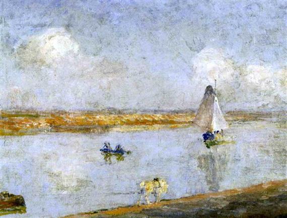 Georges Buysse - Langs het kanaal