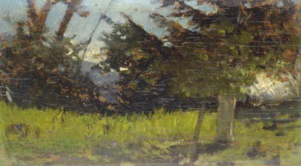 Odoardo Borrani - Paesaggio
