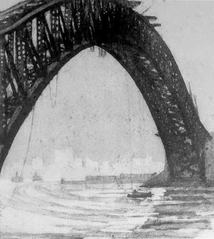 Jessie Constance Alicia Traill - The Great Arch