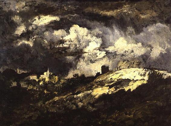Narcisse  Diaz - Landscape 2