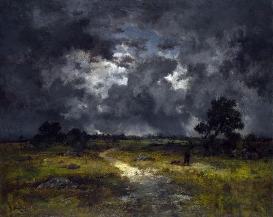 Narcisse  Diaz - The Storm