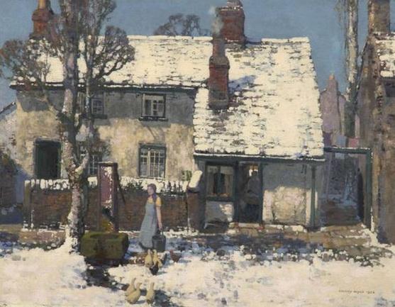 Stanley Royle - Wintertime 1926