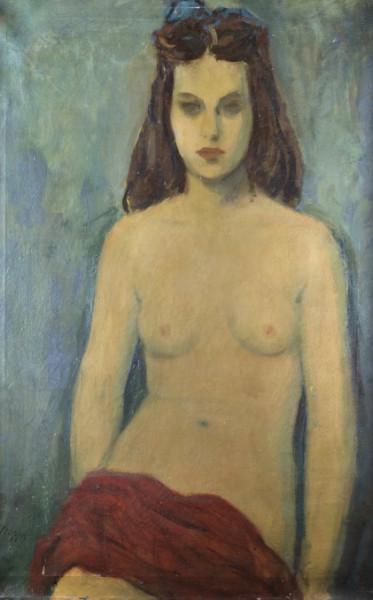 Leonardo Stroppa - Nudo femminile