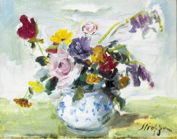 Leonardo Stroppa - Vaso di fiori 2