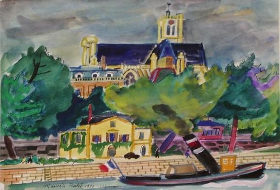 Maurice Boitel - Eglise Saint Gervais