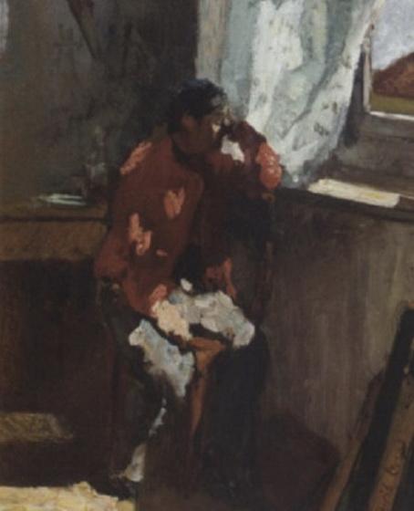 David Oyens - A sunny corner