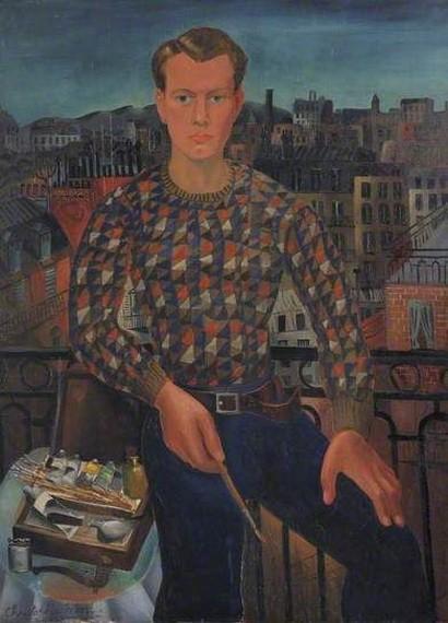 John Christopher Wood - Self Portrait