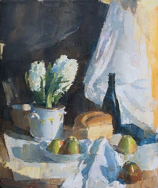 Oliver Akers Douglas - Hyacinthus Alba