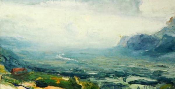 Abbe Cales - La vallee du Gresivaudan