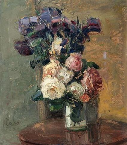 Abbe Cales - Bouquet de fleurs