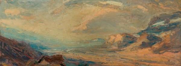 Abbe Cales - Paysage du Dauphine